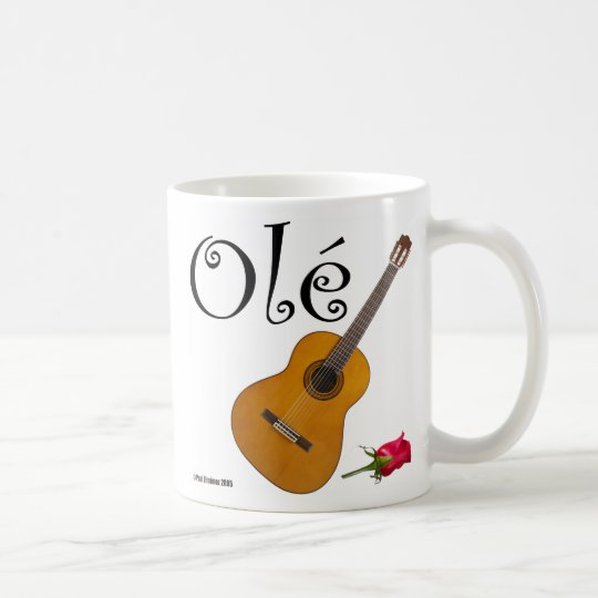 Olé,Olé Coffee Mug