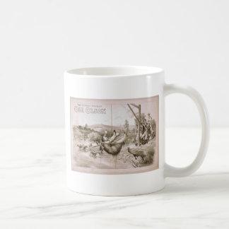 Ole Olsen by Gus Heege Vintage Theater Coffee Mug