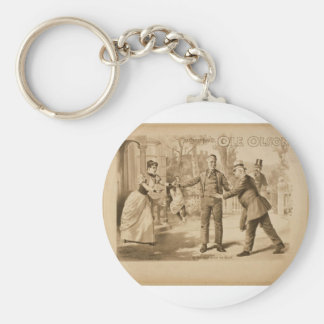 Ole Olson, 'Ay bet Four Dollor he don't' Retro The Keychain