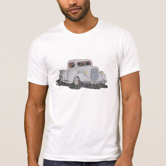Ole Pick Up Truck Tee Shirt