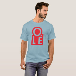 Olé - red - transparent T-Shirt