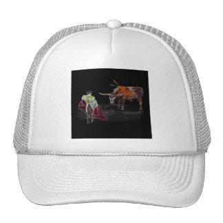 OLE TORO! El Matador Mesh Hats