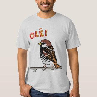 Ole (white) tee shirt
