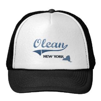 Olean New York City Classic Cap