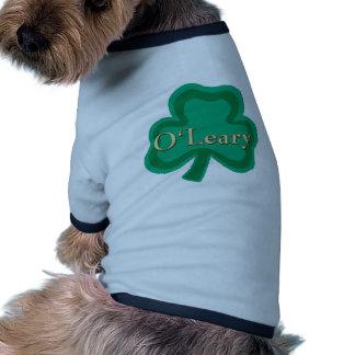 O'Leary Family Ringer Dog Shirt