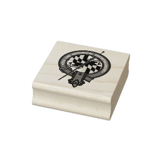 "OLHS the 2"" x 2"" Rubber Stamp"