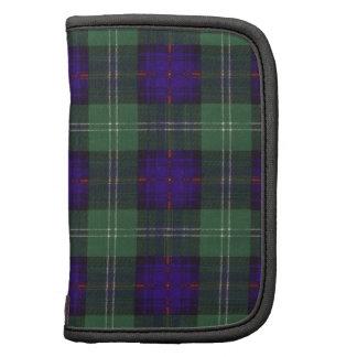Oliphant clan Plaid Scottish kilt tartan Organizers