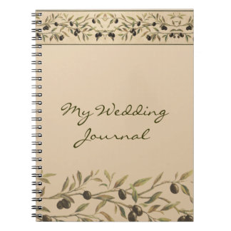 Olive Branch: A Tuscan Touch Journal Note Books