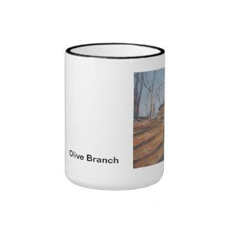 Olive Branch Mug