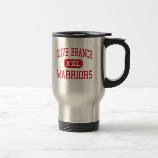 Olive Branch - Warriors - Middle - New Carlisle Coffee Mug
