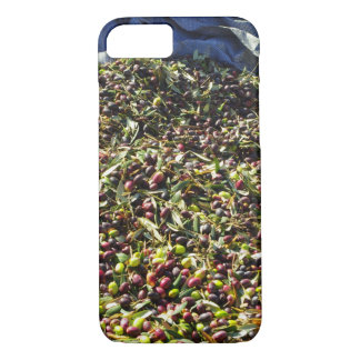 Olive collection iPhone 7 case
