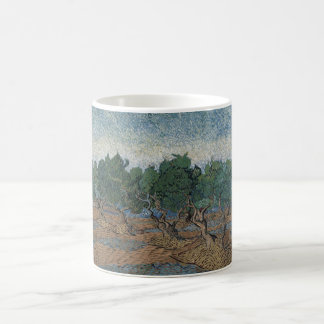 Olive Grove by Vincent Van Gogh Coffee Mugs