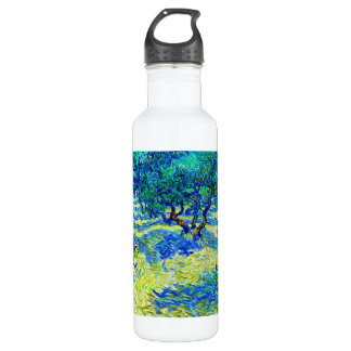 Olive Grove by Vincent Van Gogh 710 Ml Water Bottle