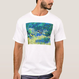 Olive Grove by Vincent Van Gogh T-Shirt