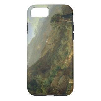 Olive Groves at Varenna, Lake Como, Italy, 1861 (o iPhone 8/7 Case