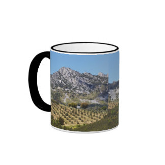 Olive Groves Mug