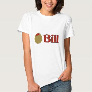 Olive ( I Love) Bill T-shirt