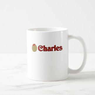 Olive (I Love) Charles Mug