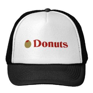 Olive (I Love) Donuts Trucker Hat