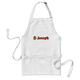 Olive (I Love) Joseph Adult Apron
