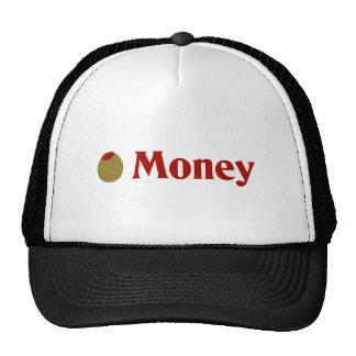 Olive (I Love) Money Hats
