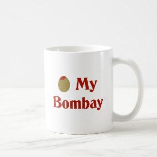 Olive (I Love) My Bombay Mug