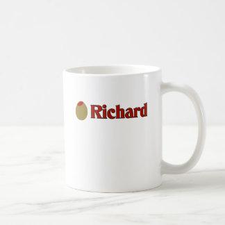 Olive (I Love) Richard Coffee Mug