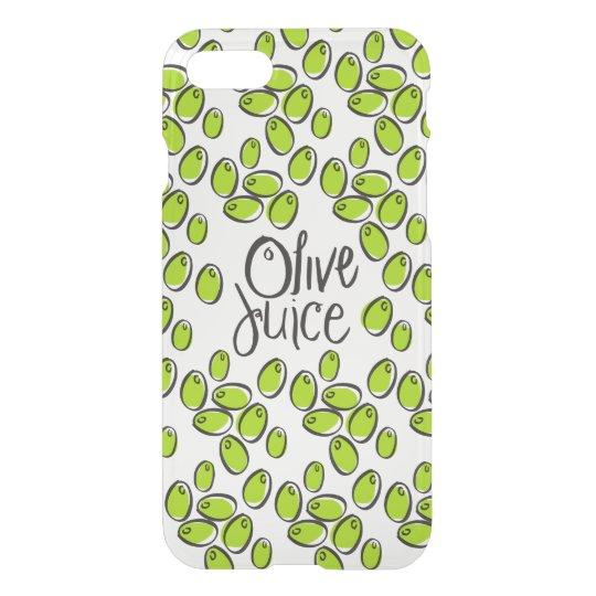 Olive Juice (I Love You) Phone Case