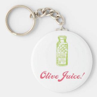 Olive Juice Valentine s Day Keyring Key Chains