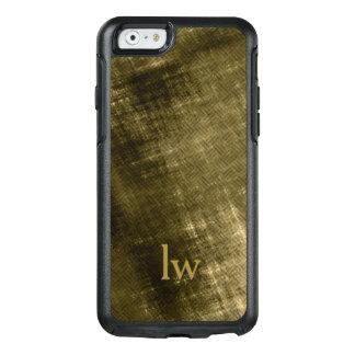 olive khaki black tweed grunge men's OtterBox iPhone 6/6s case
