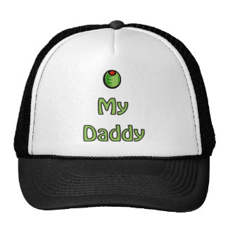 Olive My Daddy Cap