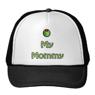 Olive My Mommy Cap