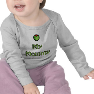 Olive My Mommy Tees