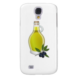 Olive Oil Samsung Galaxy S4 Case
