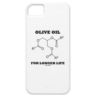 Olive Oil For Longer Life (Molecule) Case For The iPhone 5