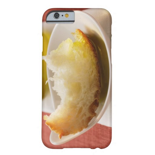 Olive oil with white bread iPhone 6 case