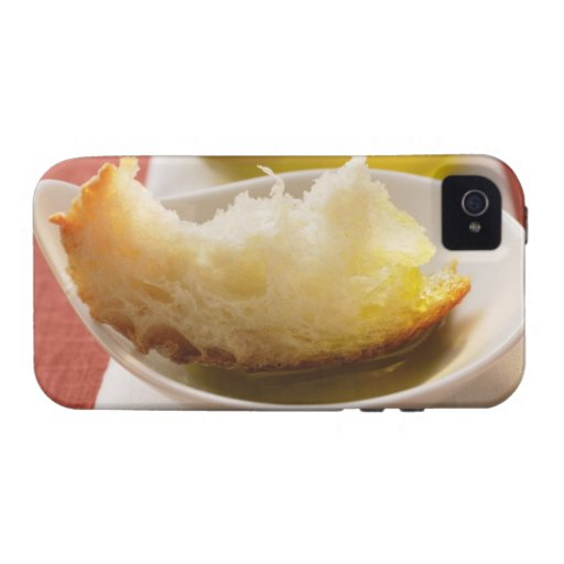 Olive oil with white bread Case-Mate iPhone 4 case