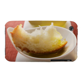 Olive oil with white bread iPhone 3 covers
