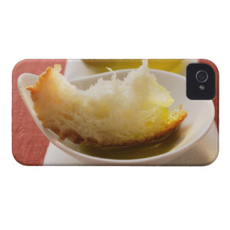 Olive oil with white bread iPhone 4 cover