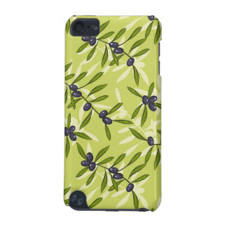 Olive Pattern iPod Touch 5G Case