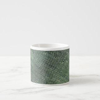 Olive Silk Espresso Mug