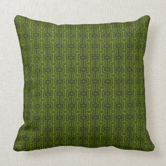 Olive This Pillow, Mix & Match - Green 2 Side Cushion
