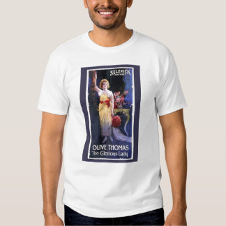 Olive Thomas Glorious Lady 1919 T-shirts