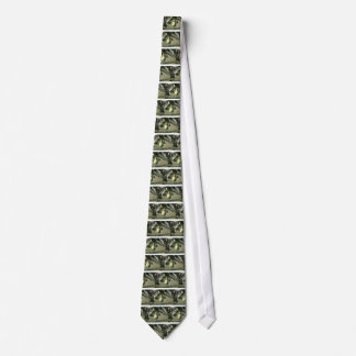 Olive tree in Italy Tie