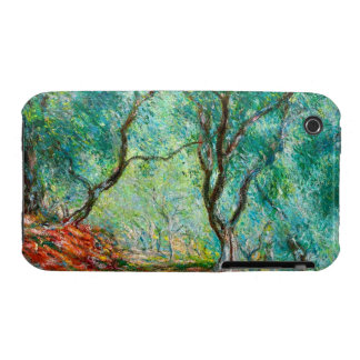 Olive Tree Wood in the Moreno Garden, 1884 iPhone 3 Case-Mate Cases
