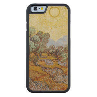 Olive Trees, 1889 (oil on canvas) Carved® Maple iPhone 6 Bumper