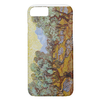 Olive Trees, 1889 (oil on canvas) iPhone 7 Case
