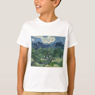 Olive Trees in a Mountainous Landscape T-Shirt
