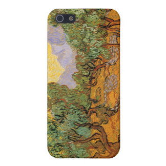 Olive Trees, Vincent Van Gogh iPhone 5/5S Case