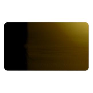 Olive Unusual Visual Identifiers Biz Card Pack Of Standard Business Cards